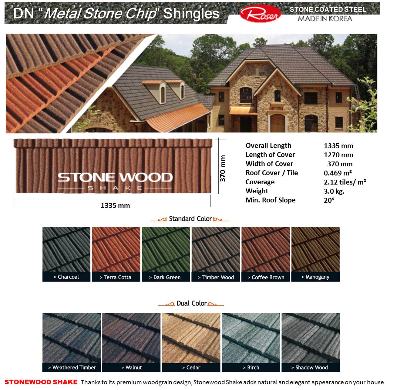 Product Line Dn Steel